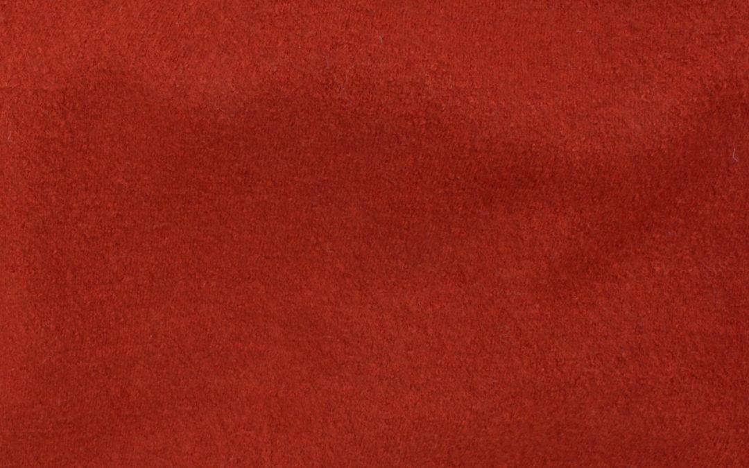 Boiled Wool/Viscose – Paprika