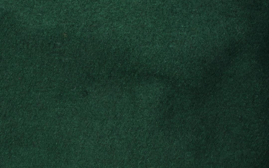 Boiled Wool/Viscose – Pine