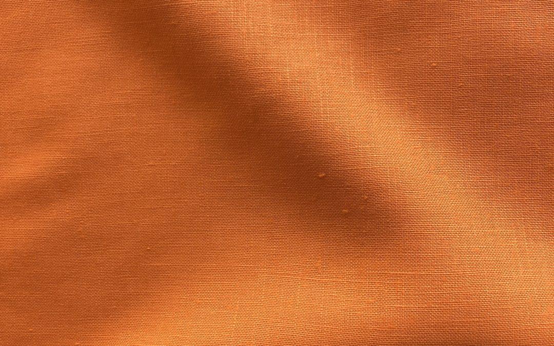 Monaco Linen – Papaya