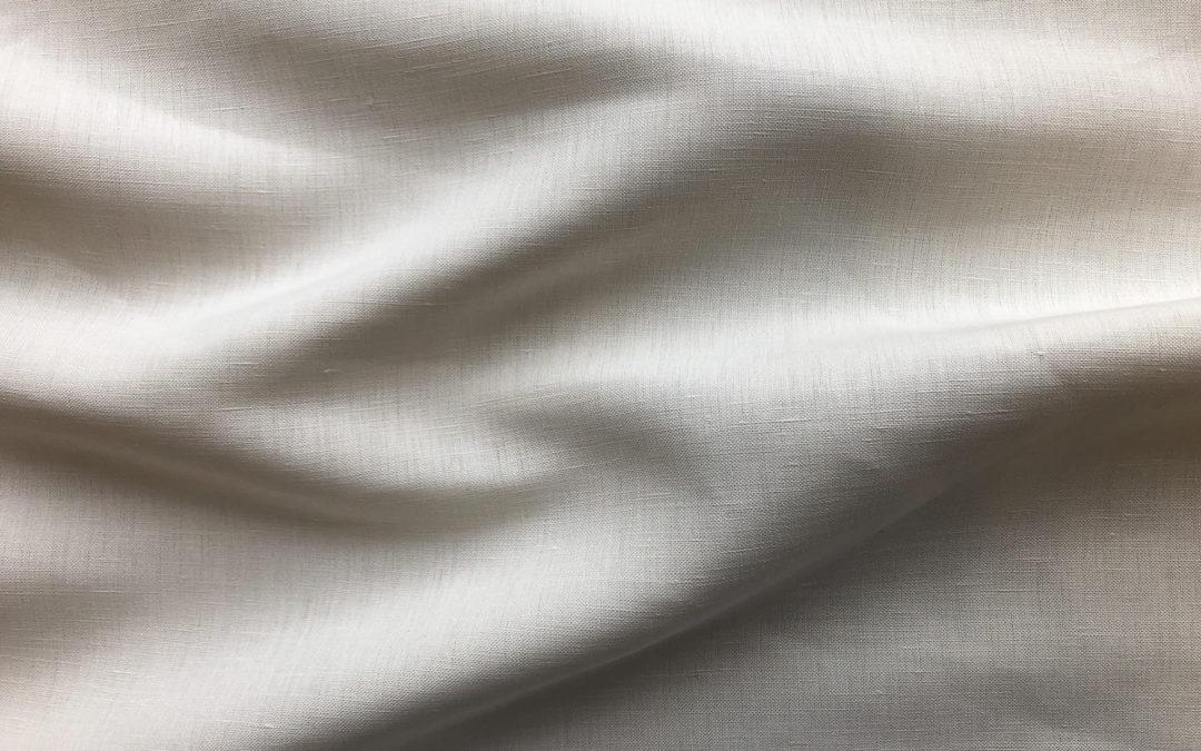 Silk/Linen Slub – Natural