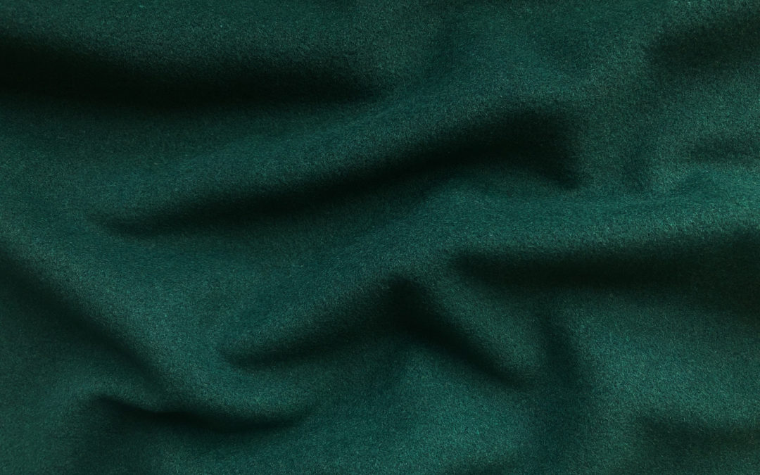 Amour Vert – Boiled Wool – Fern