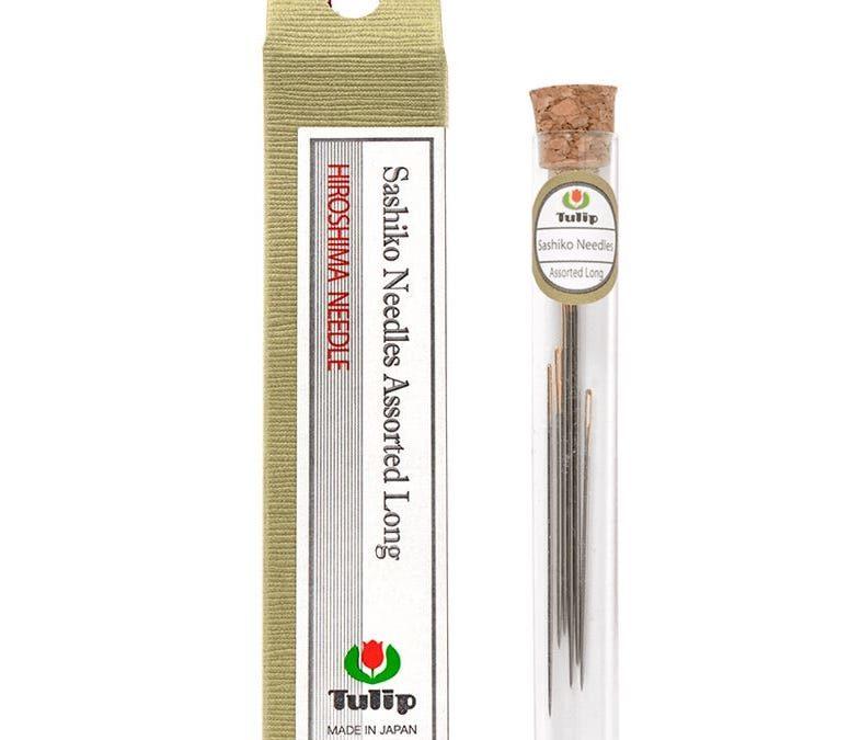 Tulip Sashiko Needles – Assorted Long
