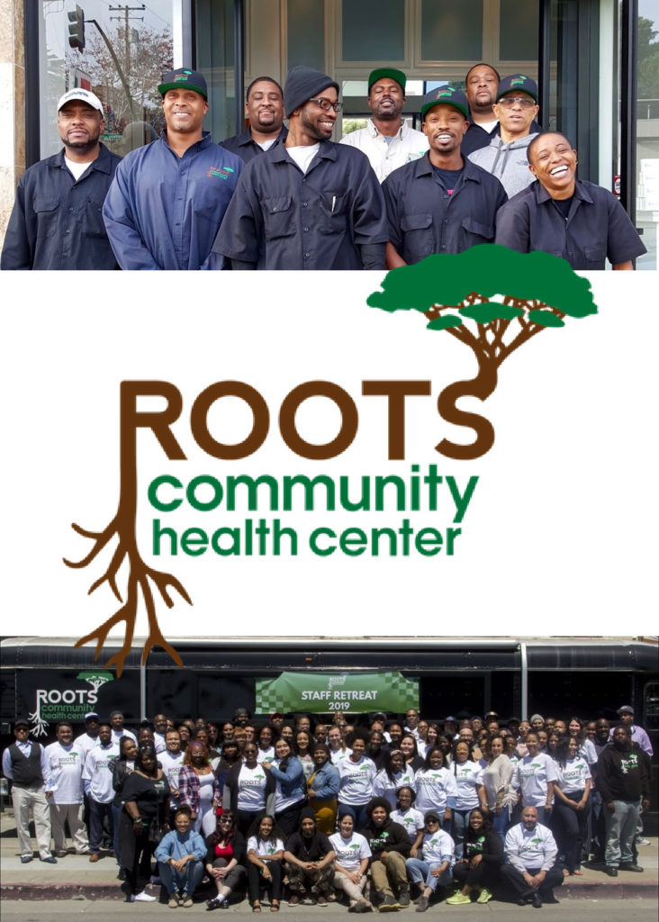 Share the Love! We're donating 15% of sales to Roots Community Health Center