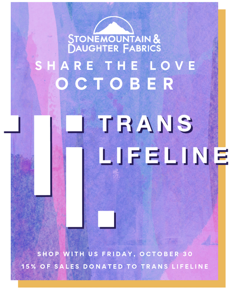 Share the Love: Trans Lifeline