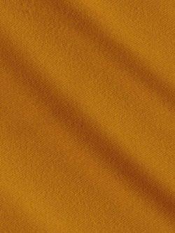 Brushed Cotton Moleskin Amber