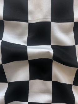 Japanese Cotton Twill Checkerboard