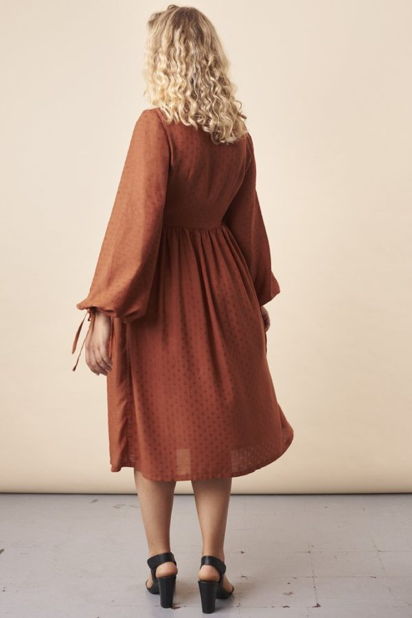 By Hand Hannah Dress Sewing Pattern