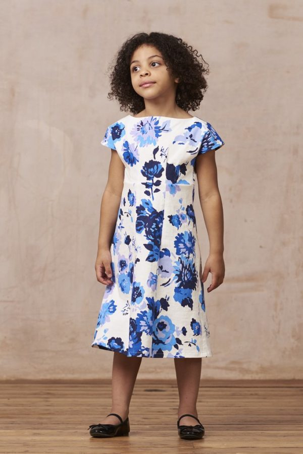 By Hand London Little Anna Dress Sewing Pattern
