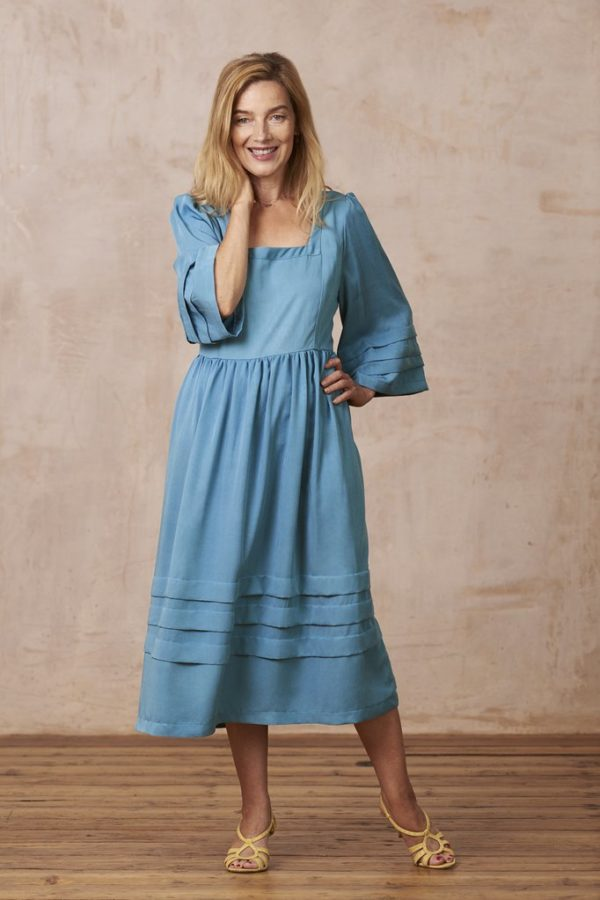 By Hand London Tamzin Dress Sewing Pattern