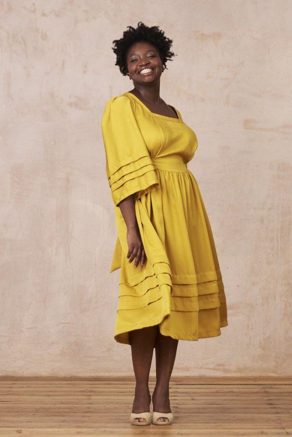 By Hand London Tamzin Dress Sewing Pattern