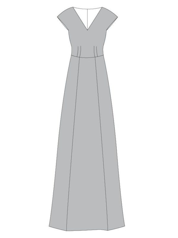 By Hand London Anna Dress Sewing Pattern