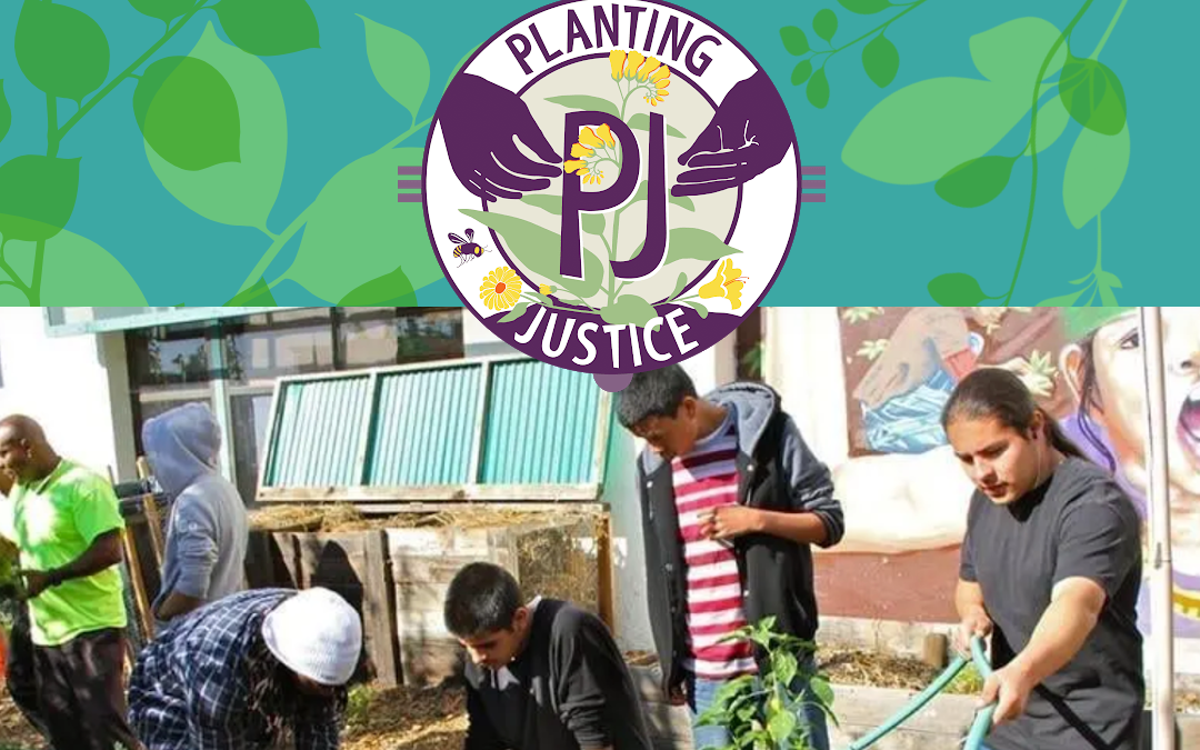 Share the love: Planting Justice