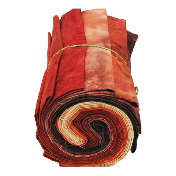 Hoffman – Watecolor Fat Quarter Bundle – Red