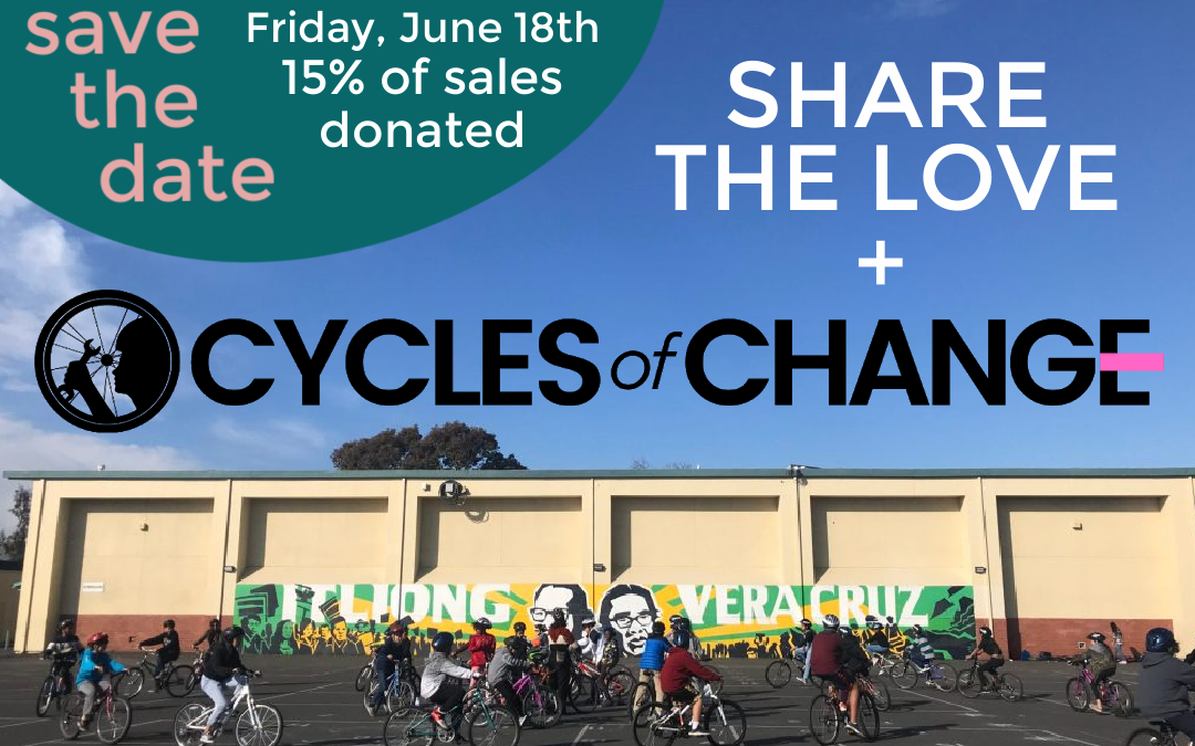 Share the Love: Cycles of Change