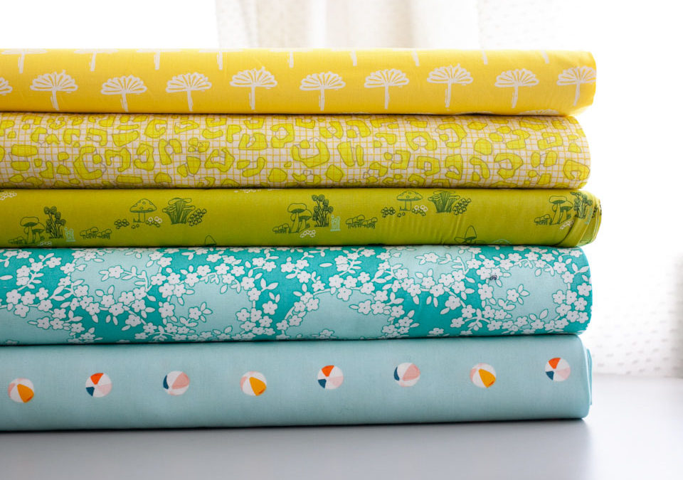 How to select fabrics for quilting