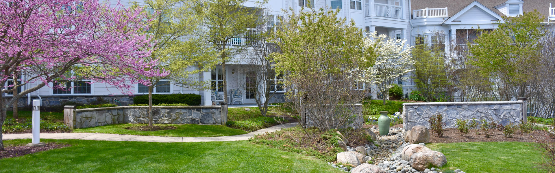 Campus Map StoneRidge Senior Living Community
