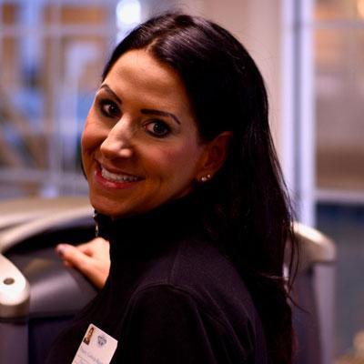 Tracey Randolph, Wellness Director