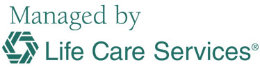 Managed by Life Care Services