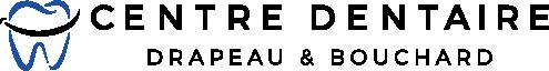 Logo Centre Dentaire Drapeau et Bouchard