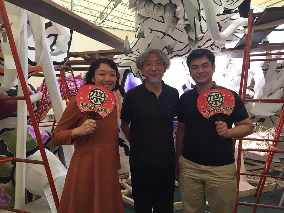「ねぶた祭を発展、存続させるために」青森のねぶた師、竹浪比呂央氏の挑戦