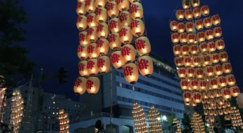 秋田竿燈まつり!初参加のお祭りビギナー女子がおすすめのポイントをご紹介!