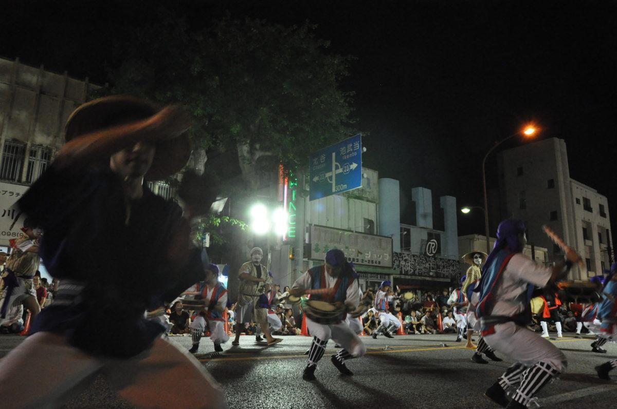 沖縄全島エイサーまつり|道じゅねー