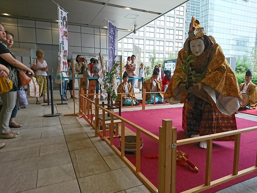 茨城県古河市に伝わる古河永代太々神楽。その保存会の方々の活動に迫る。