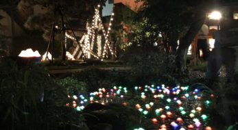 湯河原『灯りの祭典』をレポート。和の灯りに豪快な花火。温泉街の夜歩きは、いいぞ。
