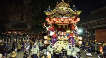 秩父夜祭、初日の宵宮で楽しむ迫力の屋台!そして秩父の人々のお祭りへの熱い思いに触れる。後編