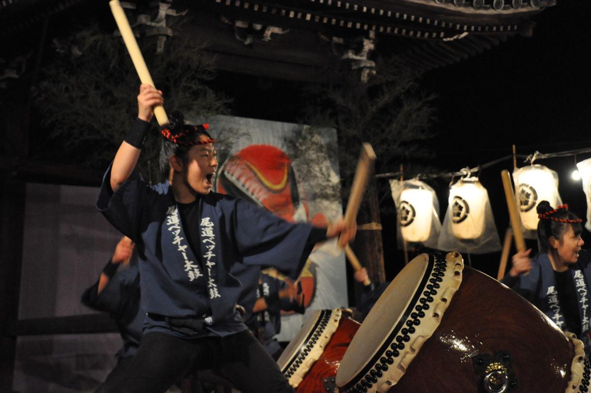 2018年の奉納ベッチャー太皷をレポート!尾道ベッチャー祭り2日目に一宮神社にて行われた様子を撮って出し!