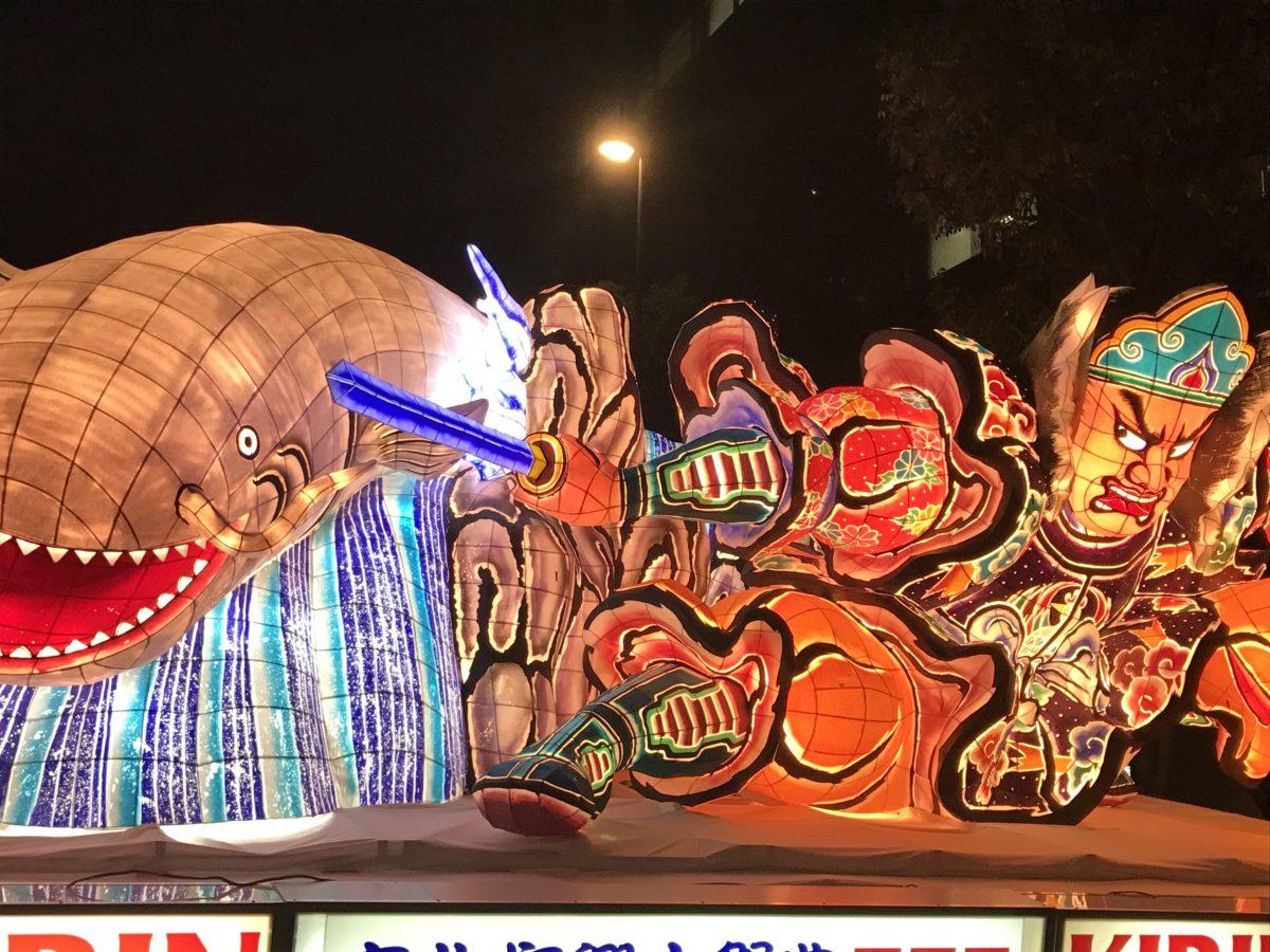 【東北復興大祭典なかの】をレポート!東北の祭りを東京で一気見!なぁも来てけぇ~(あなたも来てね)!