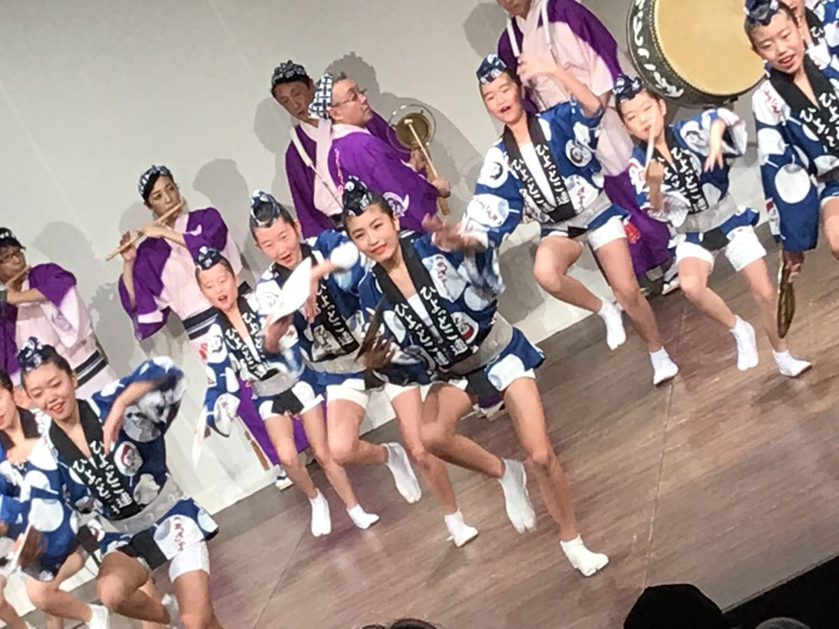 高円寺秋の阿波踊り