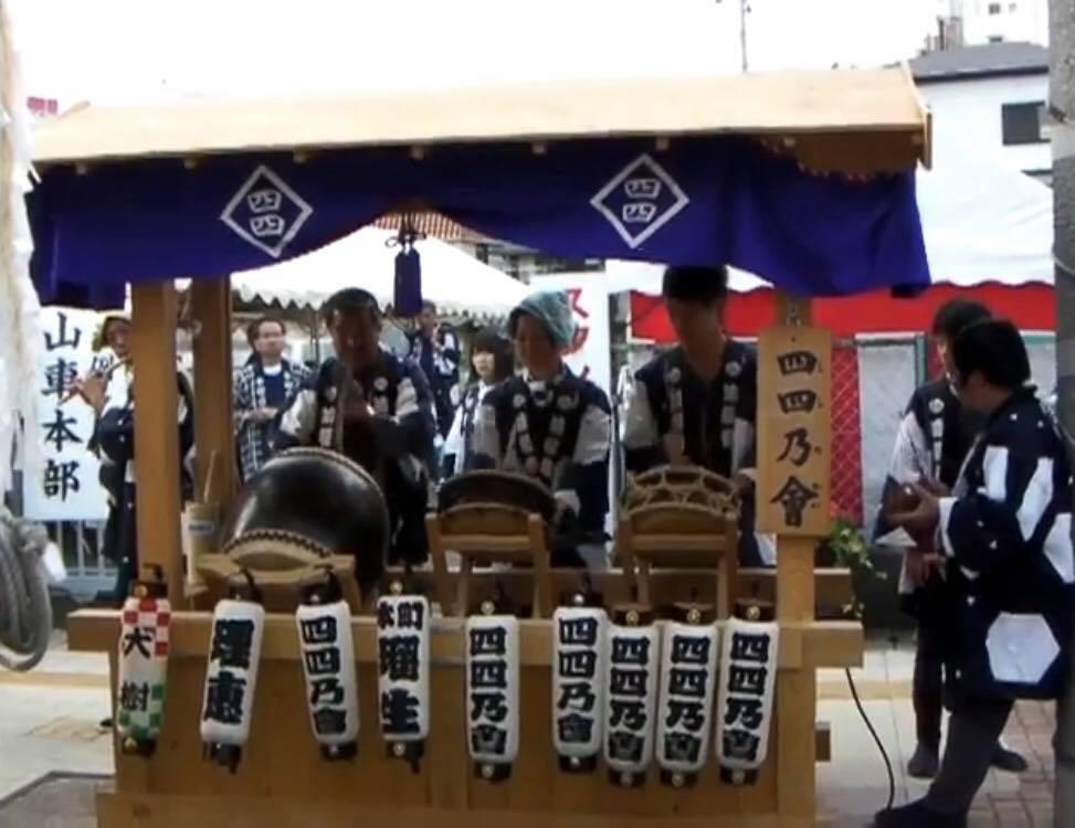 吉田神社例大祭