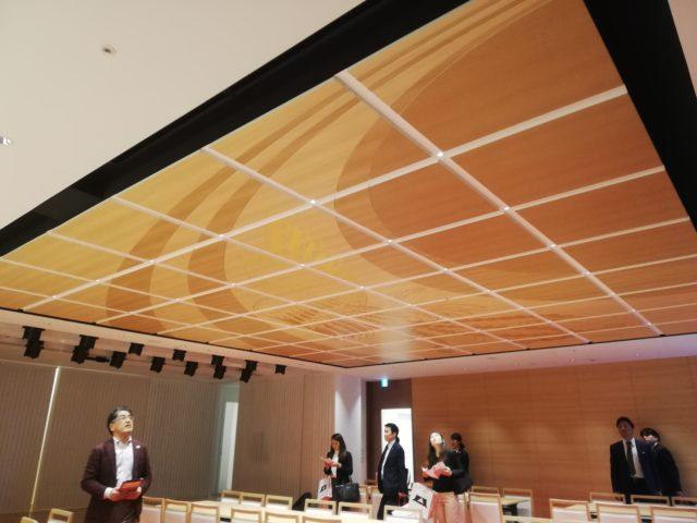 EDOCCOの天井