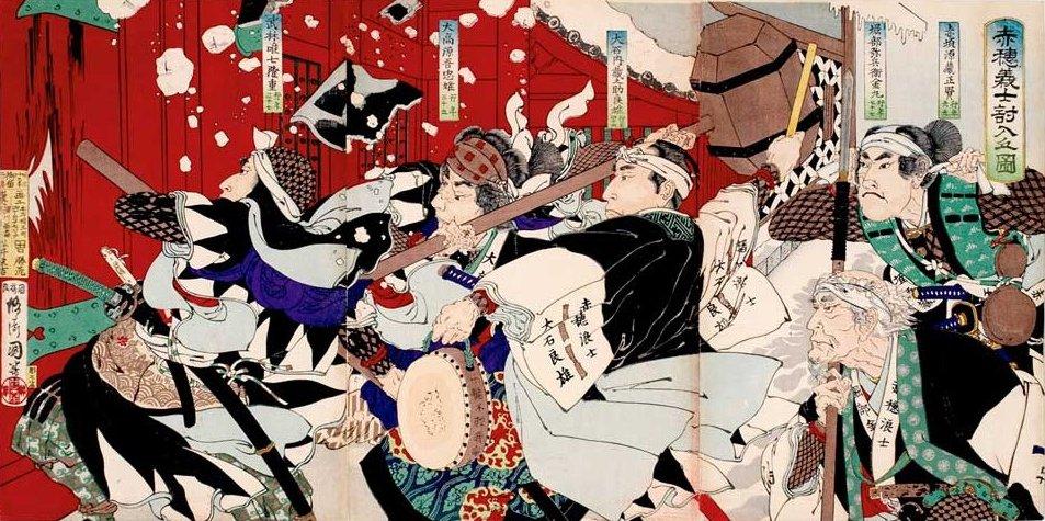 東京泉岳寺 年末の風物詩! 忠臣蔵を再現する「義士祭(冬)」