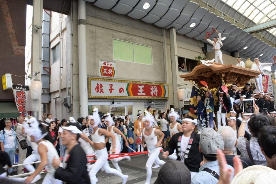 平成30年岸和田だんじり祭り見聞録