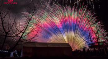 いよいよ最後の年「ありがとう・・・平成」故郷が誇る2019年七久保大晦日新春花火をレポート!