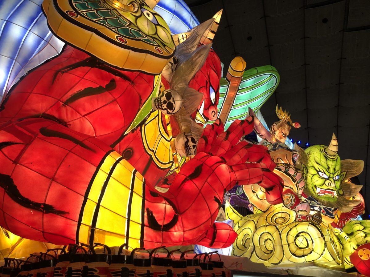 ふるさと祭り東京2019!1/18(金)の様子を速報レポート!踊り、跳ね、食べて楽しむ!毎日通っても全然飽きない!