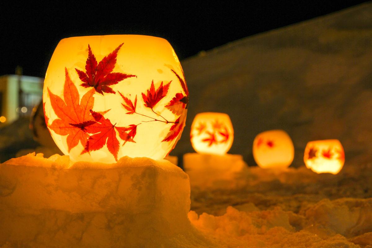 第61回旭川冬まつり 〜世界最大級の大雪像〜 冬のワンダーランド