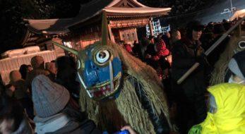 ☆こどもと一緒になまはげに会いに☆ なまはげ柴灯祭り体験レポート!