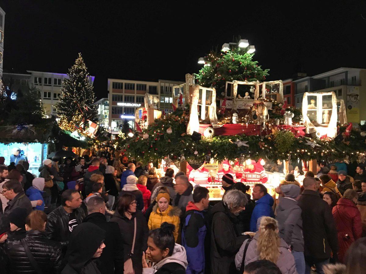 ドイツ最大級!シュツットガルトのクリスマスマーケットをレポート!