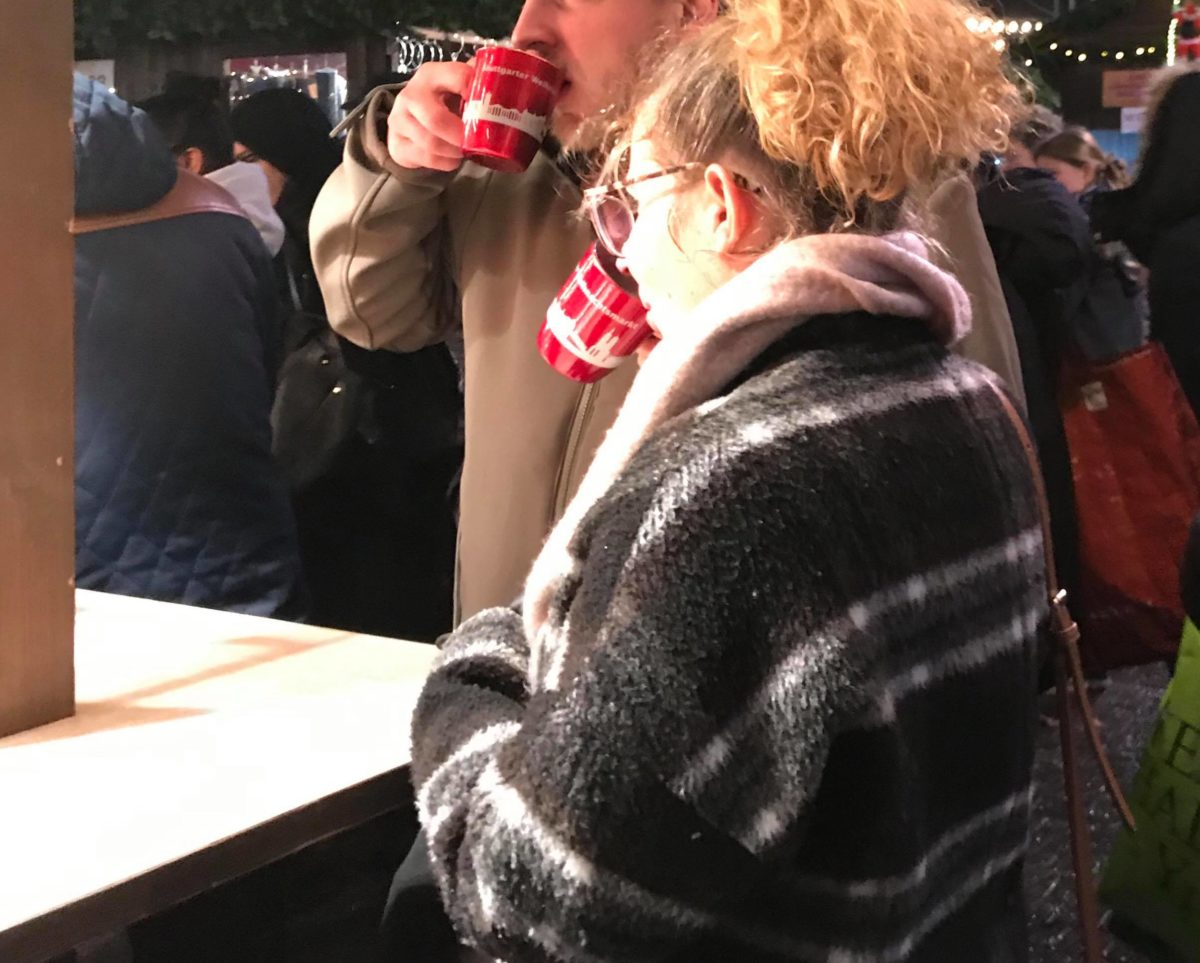 シュツットガルトのクリスマスマーケット