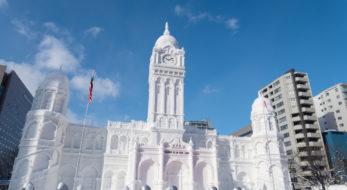 さっぽろ雪まつりが2020年も開催!いつからいつまで?開催概要をまとめました!