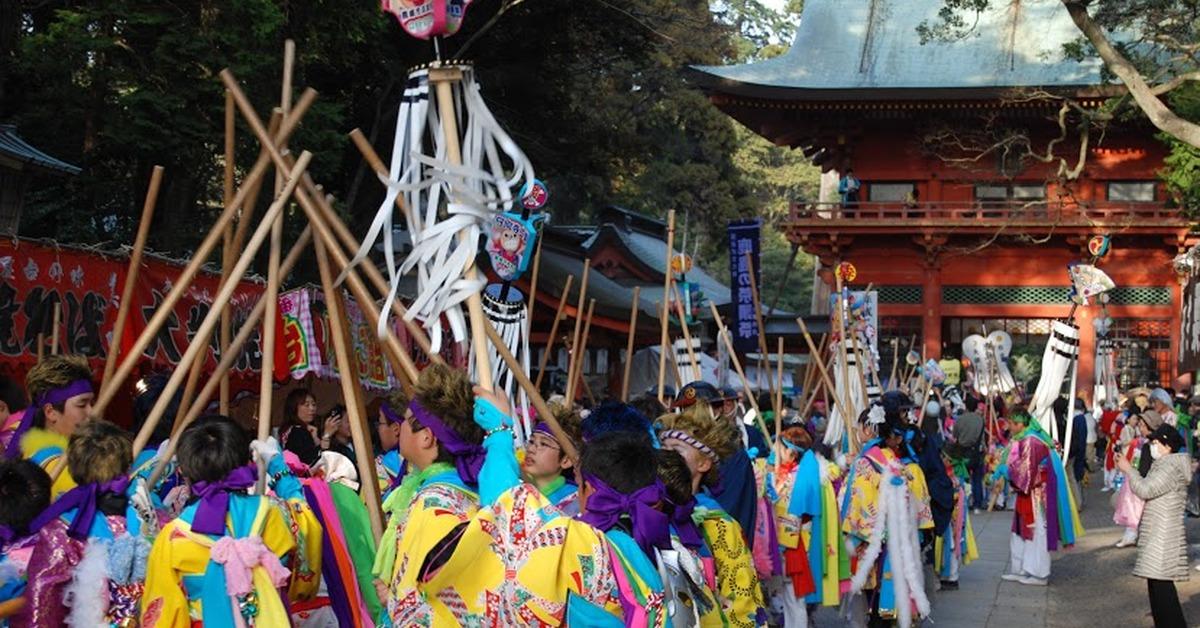 祭頭祭のカラフルな衣装を眺めてみれば、気分はもう春<SNSまとめ>