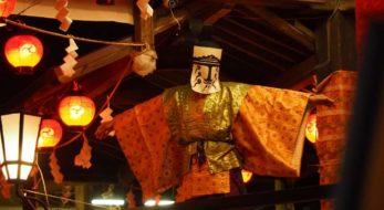 「二の舞」「拍子抜け」…語源は舞楽にあった?! 遠州に春を告げる天宮神社例大祭 十二段舞楽奉納