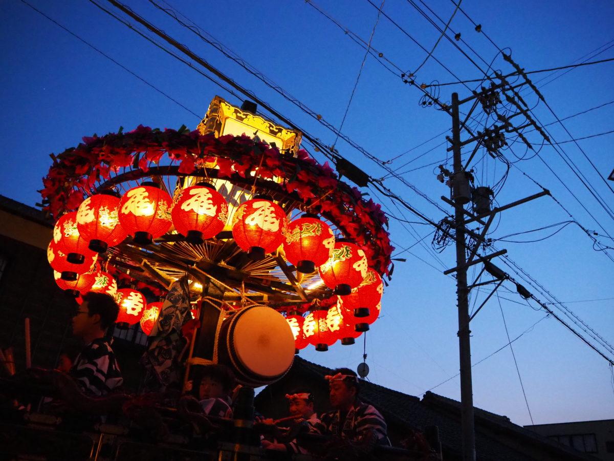 三熊野神社大祭