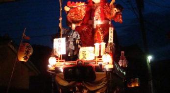 北陸三大祭りのひとつ「三国祭」とは?目玉は山車神輿巡行!え、これを毎年作るの??