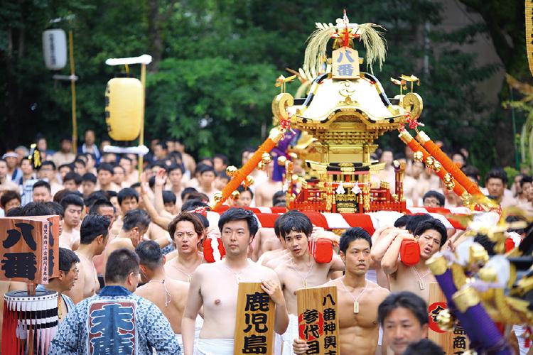 「おぎおんさぁ」をご紹介!歴史はなんと400年!悪疫退散・商売繁盛を願う鹿児島のお祭り!