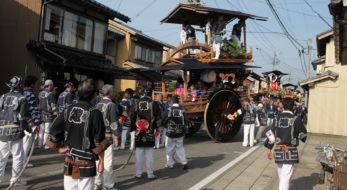 村上大祭とは?歴史と文化を伝えるこのお祭りの見どころや概要をご紹介!