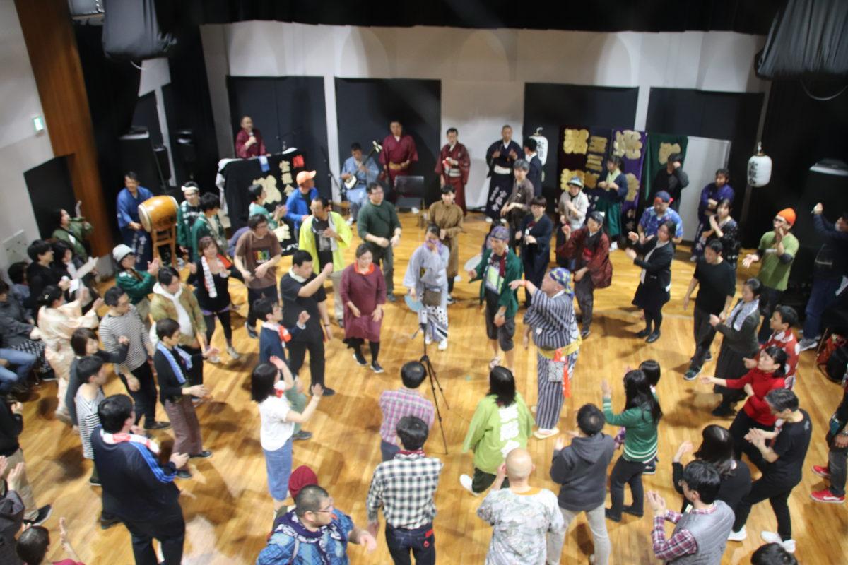 南大阪のディープ盆踊り「泉州音頭」が東京を席巻! 前代未聞のスケールで開催された音頭イベント「泉州ナイト」徹底レポート